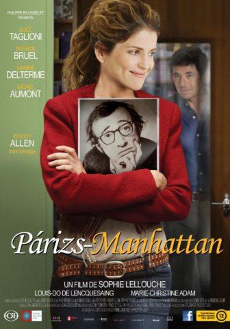 Párizs - Manhattan, film plakát