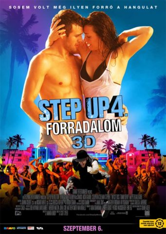 Step Up 4, film plakát