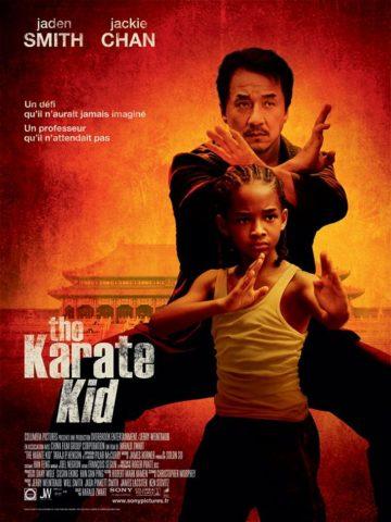 A karate kölyök, film plakát