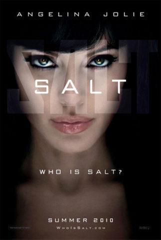 Salt ügynök, film plakát