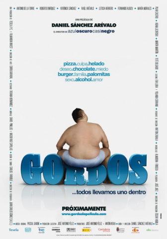 Kövéren szép az élet, film plakát