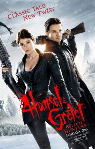 Boszorkányvadászok film plakát