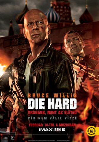 Die Hard - Dragabb mint az eleted_IMAX-POSZTER