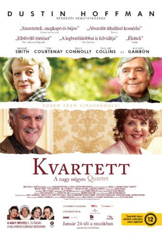 Kvartett - A nagy négyes -poszter
