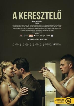 A keresztelő, film plakát