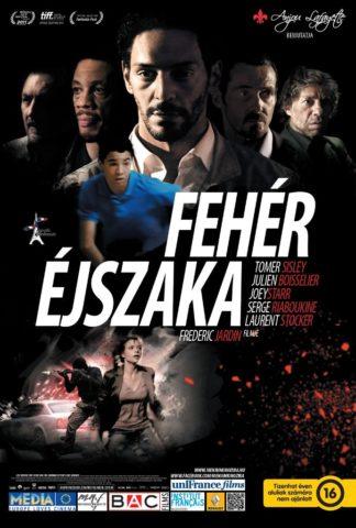 Fehér éjszaka, film plakát
