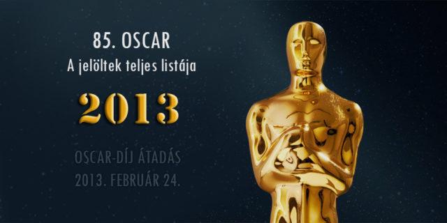 85. Oscar 2013