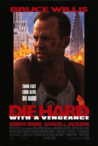 Die Hard 3, film plakát