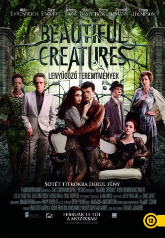 Beautiful Creatures-poszter