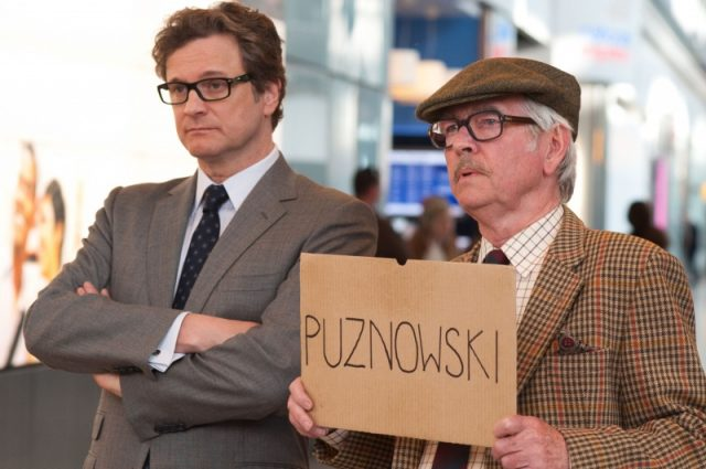 Dől a moné - Colin Firth