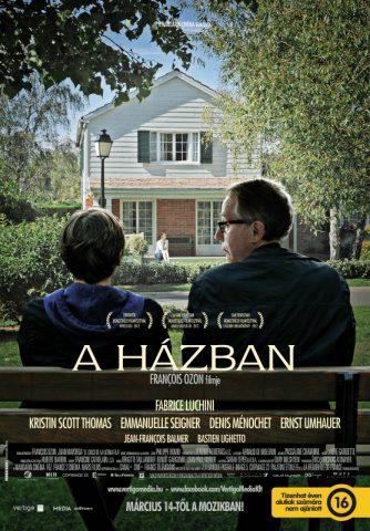 A házban (Dans la maison) 2012 poszter