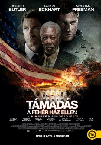 Támadás a Fehér Ház ellen, film plakát
