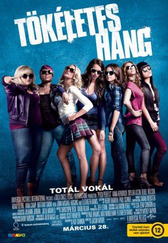 Tökéletes hang, film plakát