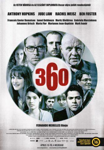 360, film plakát
