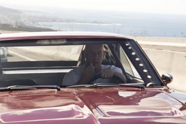 Vin Diesel - Halálos iramban 6