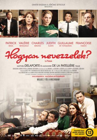 Hogyan nevezzelek?, film plakát