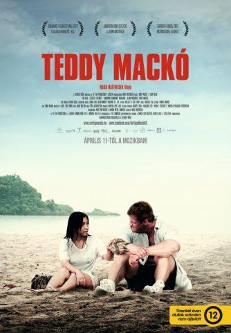 Teddy Mackó, film plakát