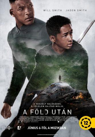 A Föld után, film plakát
