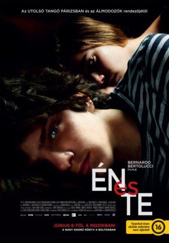 Én és te, film plakát
