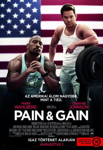 Pain-Gain-poszter