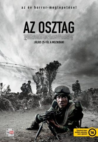 Az osztag (El páramo) 2012 poszter