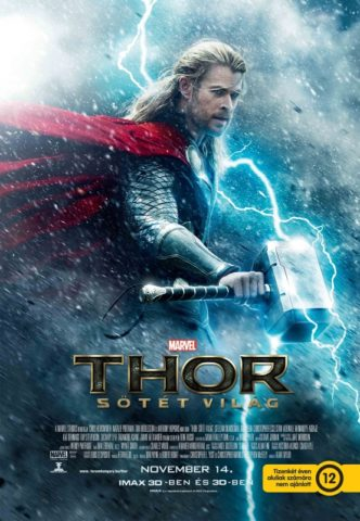 Thor-2-Sotet vilag-poszter