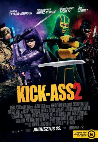 kick ass 2-poszter
