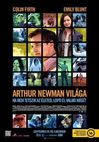 Arthur_Newman_vilaga-poszter