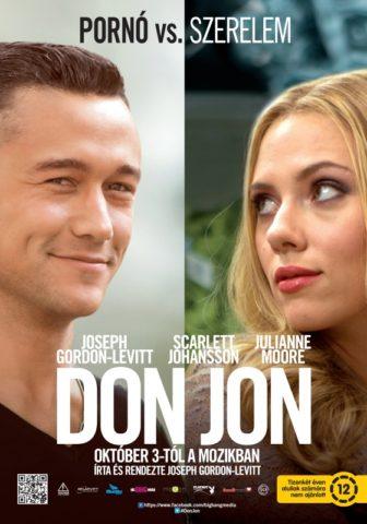 Don Jon film poszter