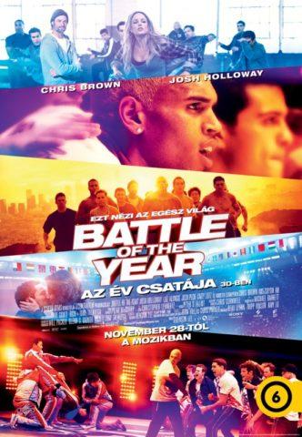 Battle of the Year – Az év csatája - poszter
