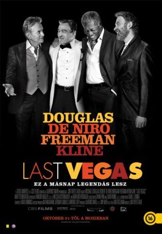 Last Vegas  2013 poszter