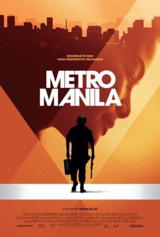 Metro Manila (2013) poszter