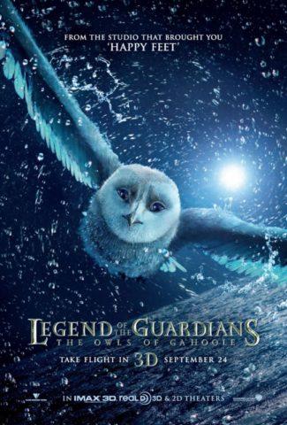Az őrzők legendája, film poszter