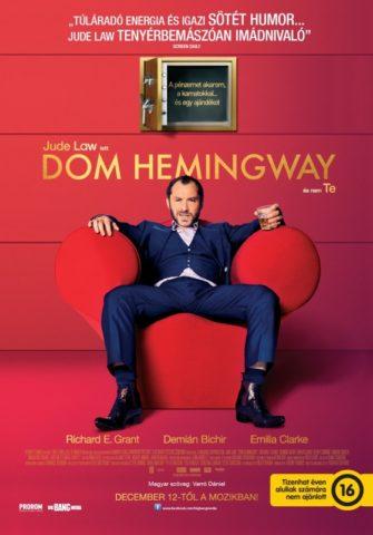 Dom Hemingway, mozi poszter