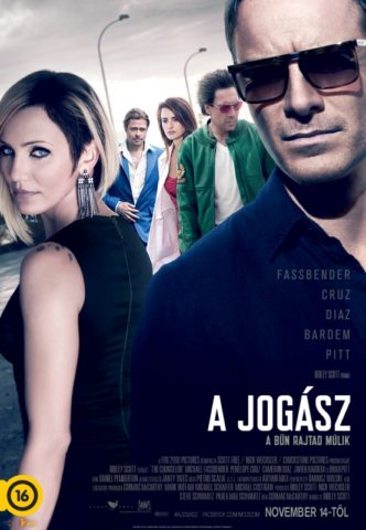 A jogász (The Counselor) 2013
