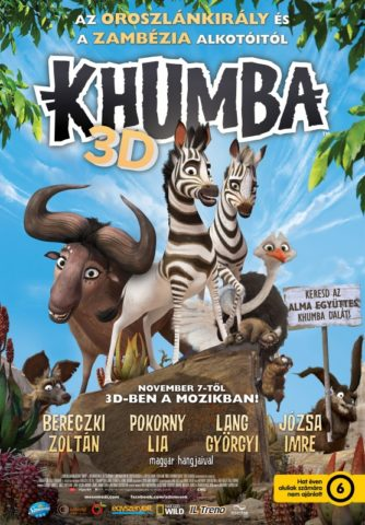 Khumba-poszter