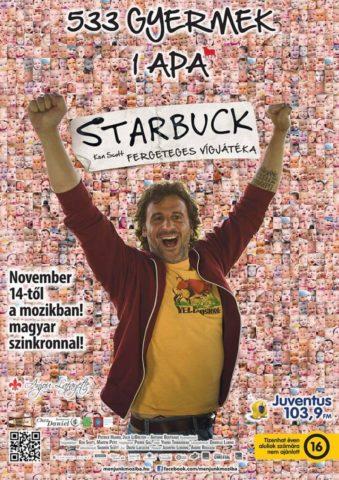 Starbuck, film poszter