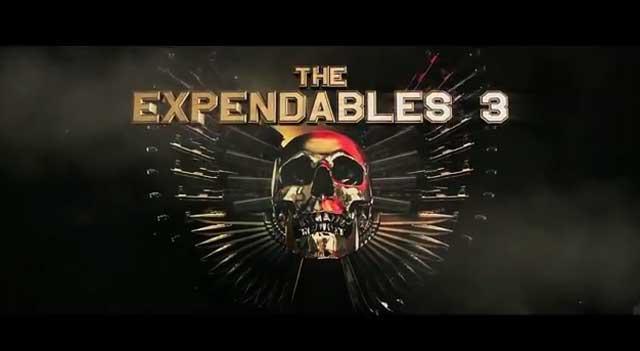 The Expendables 3, A feláldozhatók 3, mozi poszter