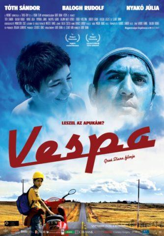 Vespa, film poszter