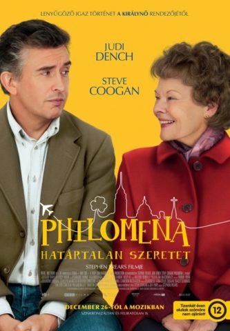 Philomena - Határtalan szeretet-poszter