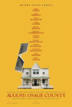 Augusztus Oklahomában, mozi poszter