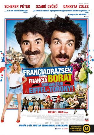 Franciadrazsék, mozi poszter