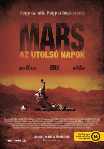 Mars - Az utolsó napok-poszter