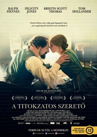 A titokzatos szerető, mozi poszter