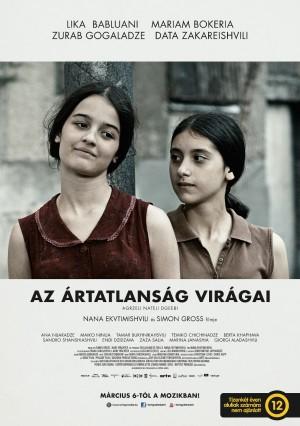 Az ártatlanság virágai mozi poszter