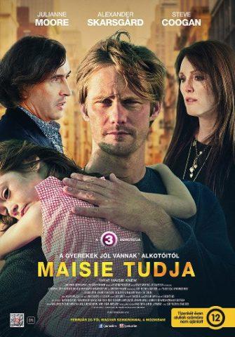Maisie tudja, mozi plakát