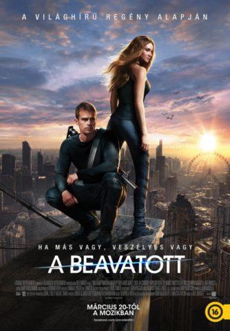 A beavatott (Divergent) 2014-poszter