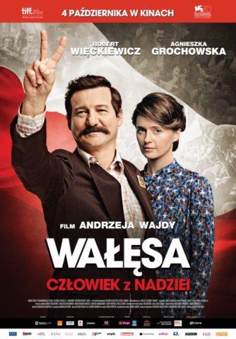 Walesa - A remény embere mozi poszter