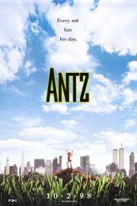 Z, a hangya: mozi poszter