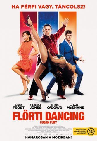 Flörti dancing (Cuban Fury) 2014 poszter